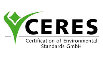 CERES Certification logo